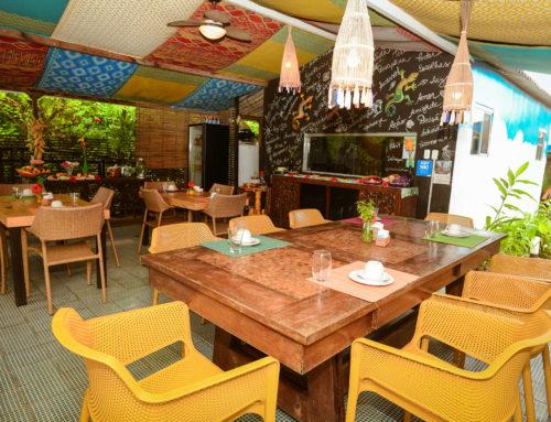 Restaurante Noronha All Natural – Burgers exóticos com camarão e lagosta